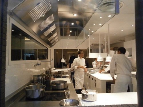 agencement de cuisine professionnelle
