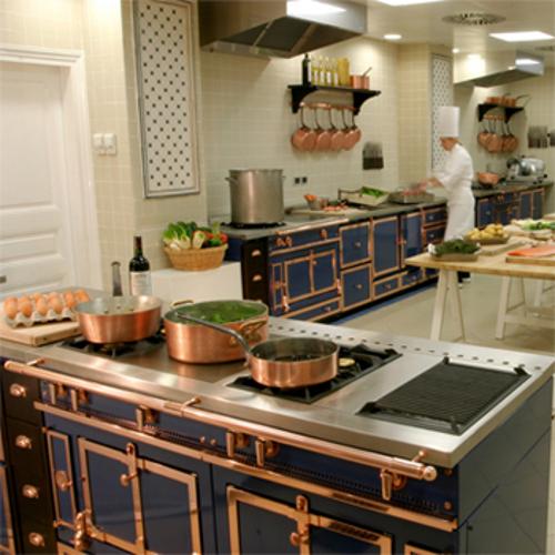 cours de cuisine chef étoilé
