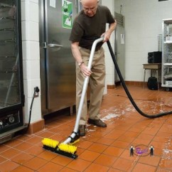 Cleaning Kitchen Floors Unique Clocks Compact Floor Machine Commercial Duty Maximum Amount Of Soil In The Most Cost Effective Manner Possible Offering A Practical Easy To Use Alternative Mopping This