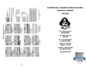 Student Handbook 19-20