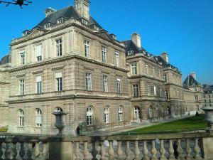 façade palais luxembourg