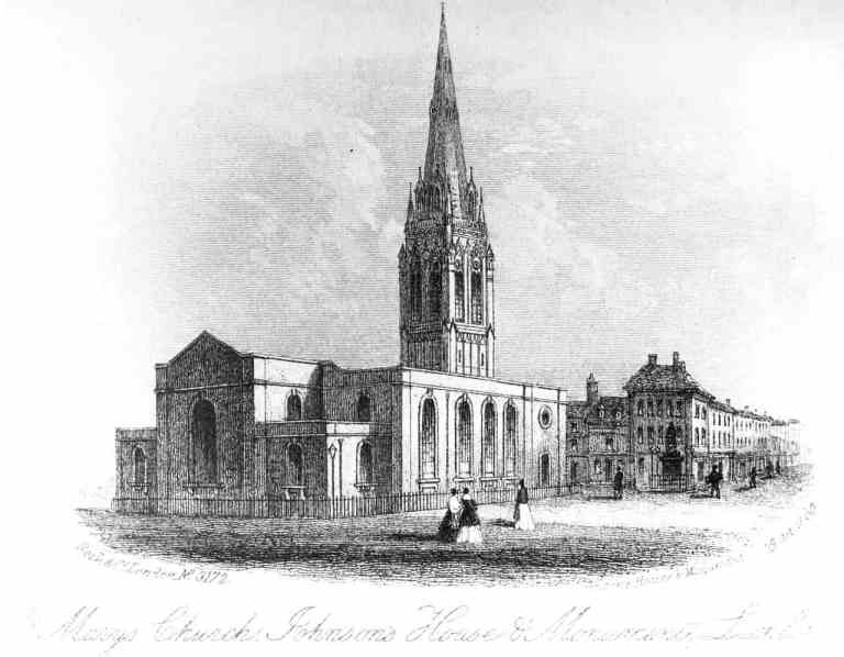 Lichfield St Mary Staffordshire Family History Guide