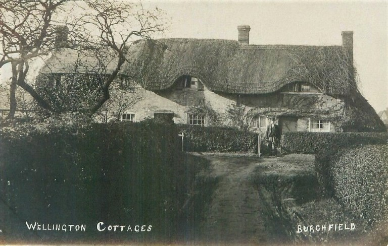 Burghfield Berkshire Family History Guide