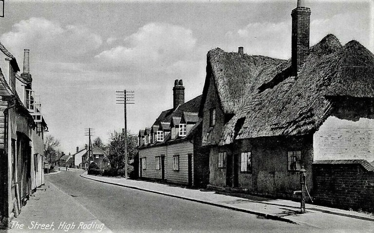 High Roding Essex Family History Guide