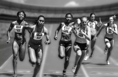 Running the race…together