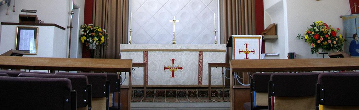 St Edmunds Interior Slider Picture