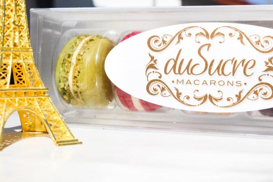 Macarons du sucre Bloggerboxx-min