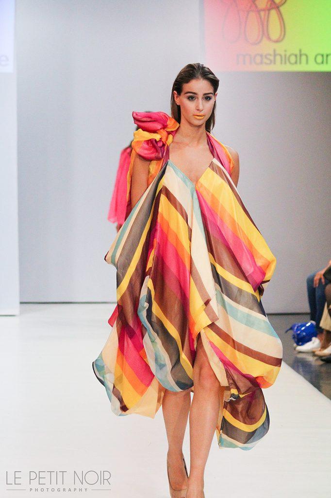 k-Mashian Arrive Fashion Week
