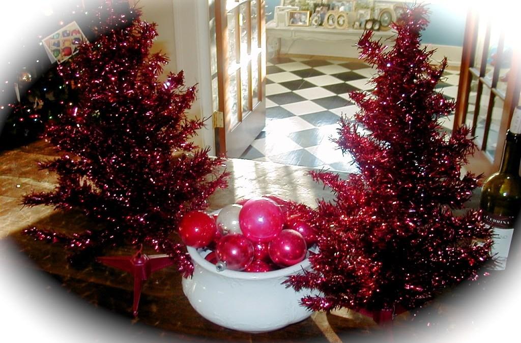 Christmastime at the Farmhouse
