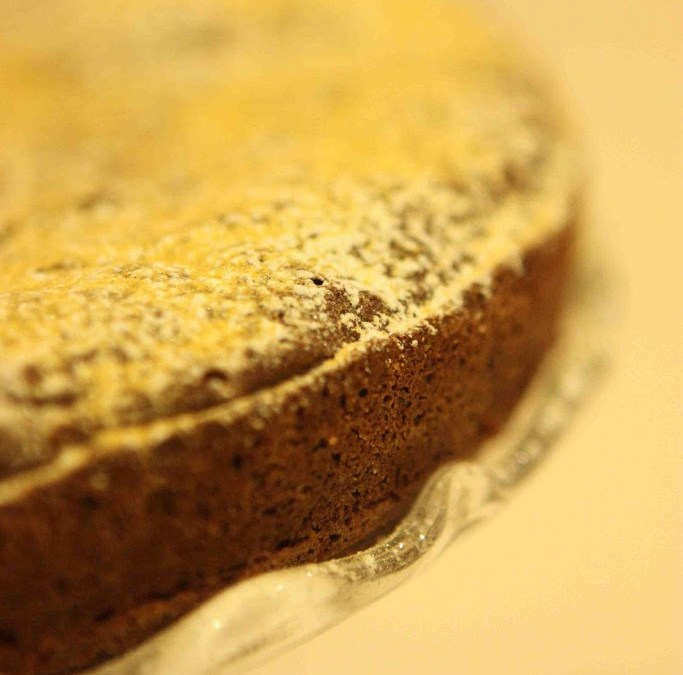 Today in the Kitchen – French Style Chocolate Cake – Gâteau au Chocolat