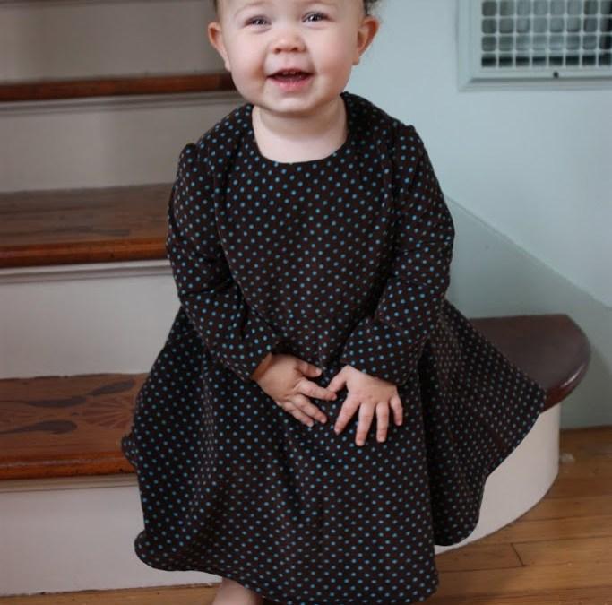 Une Robe pour Amélie!!!