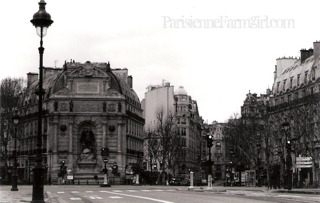 Sunday Mornings in Paris