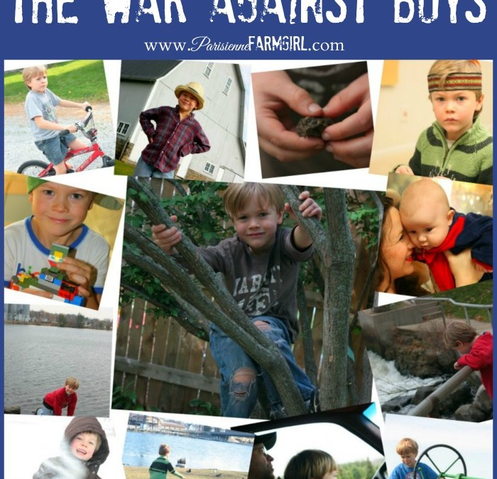 The War Against Boys – Where Have all the Cowboys Gone?