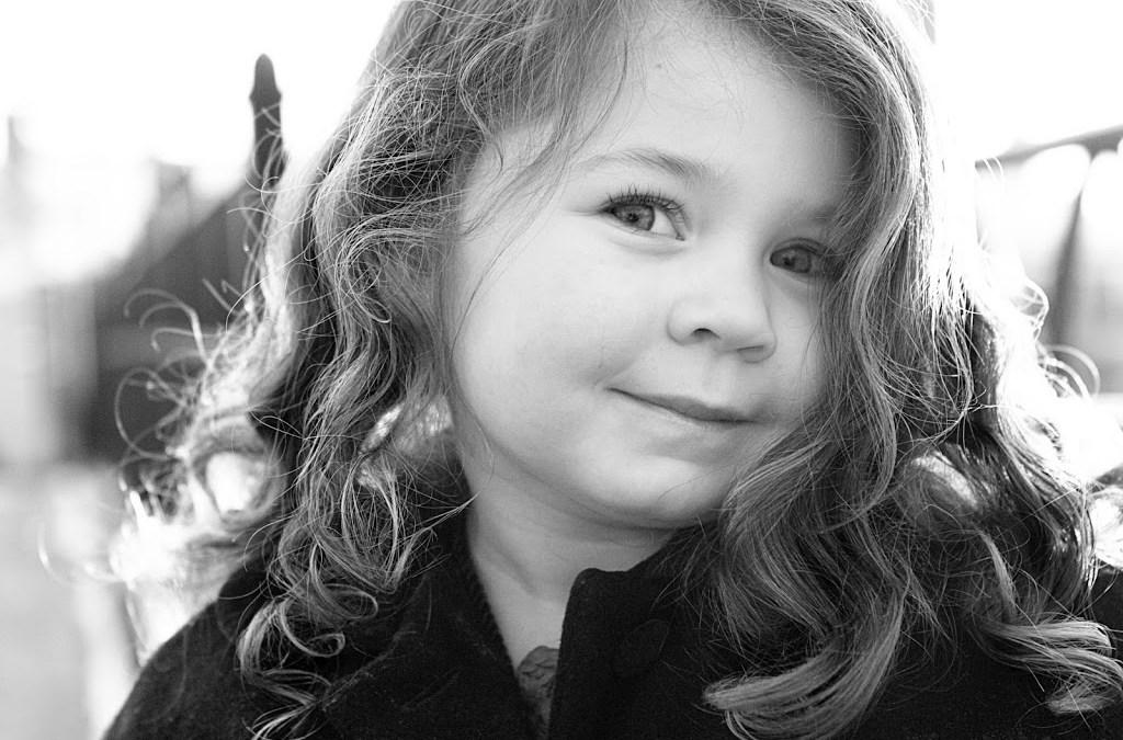 Amélie at Four.