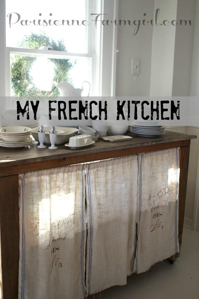My French Country Kitchen || Parisienne Farmgirl
