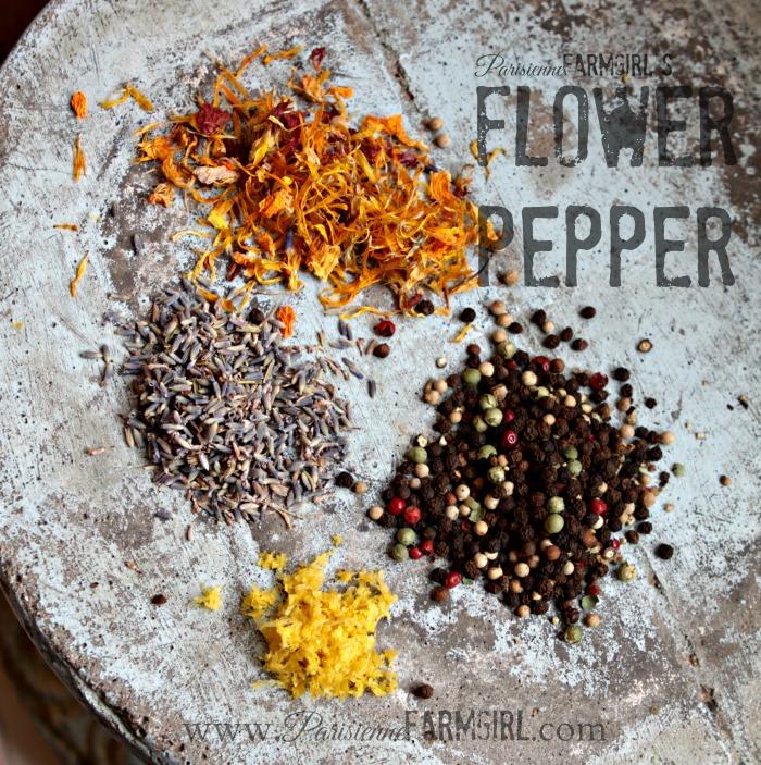 Flower Pepepr