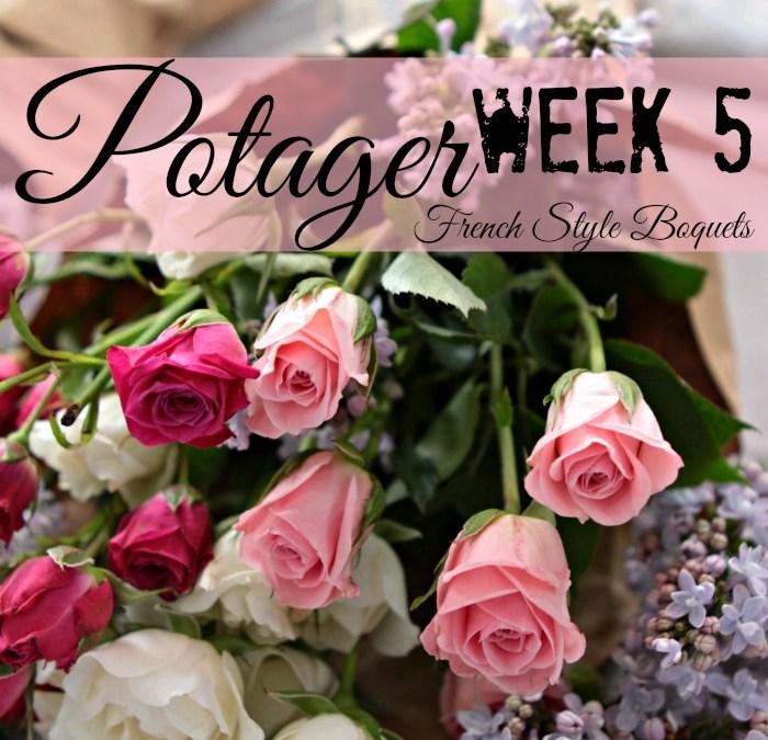 Potager Week Five