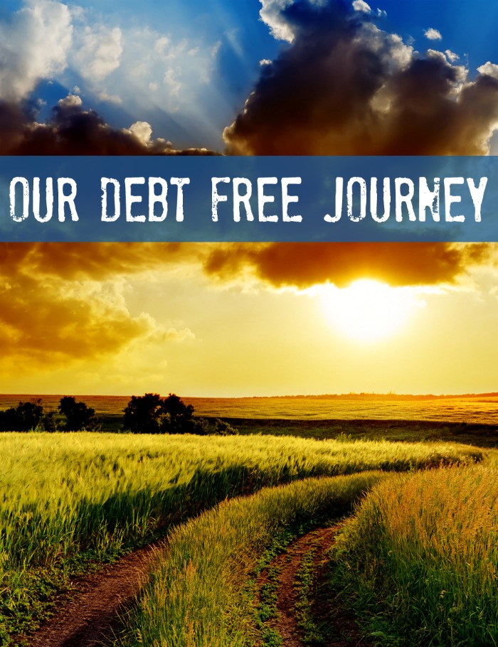 Our Debt Free Journey