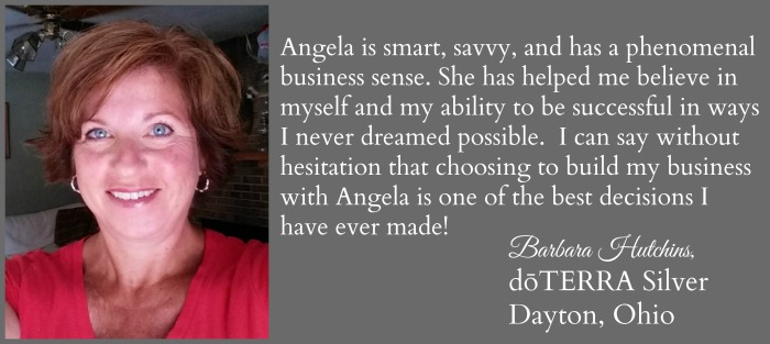 Why I Started a doTERRA Business