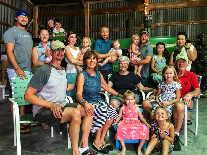 2016 a Year in Review: farming family
