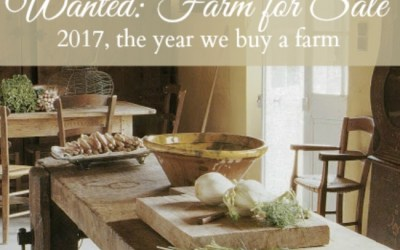 Wanted: Farm for Sale