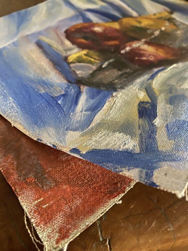 Oil Painting - Pair