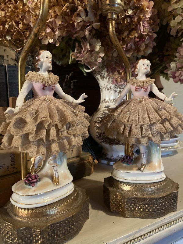 Ballerina Lamps
