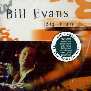 Bill Evans - Big Fun