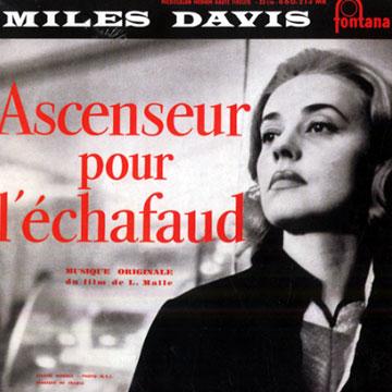 Ascenseur pour l'échafaud - Miles Davis   Paris Jazz Corner