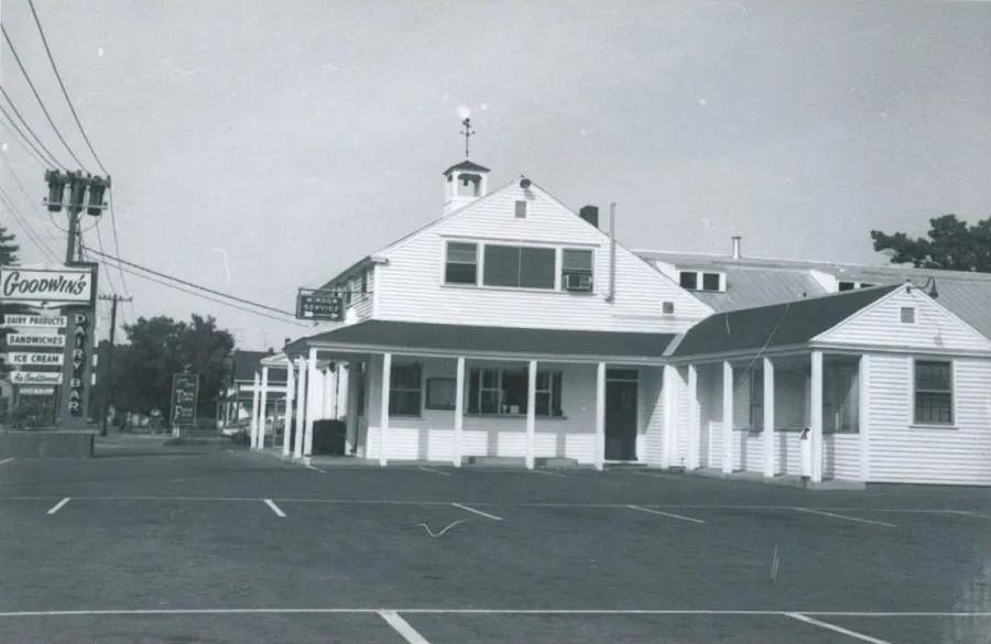 Goodwin Dairy Bar 1961