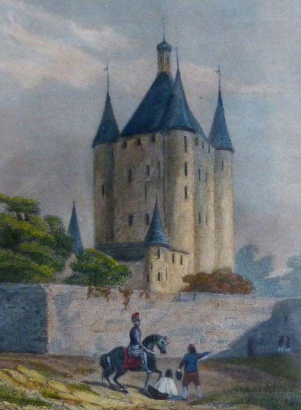 Les Templiers Jacques De Molay Le Marais Parismarais
