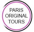 Paris Original Tours Logo