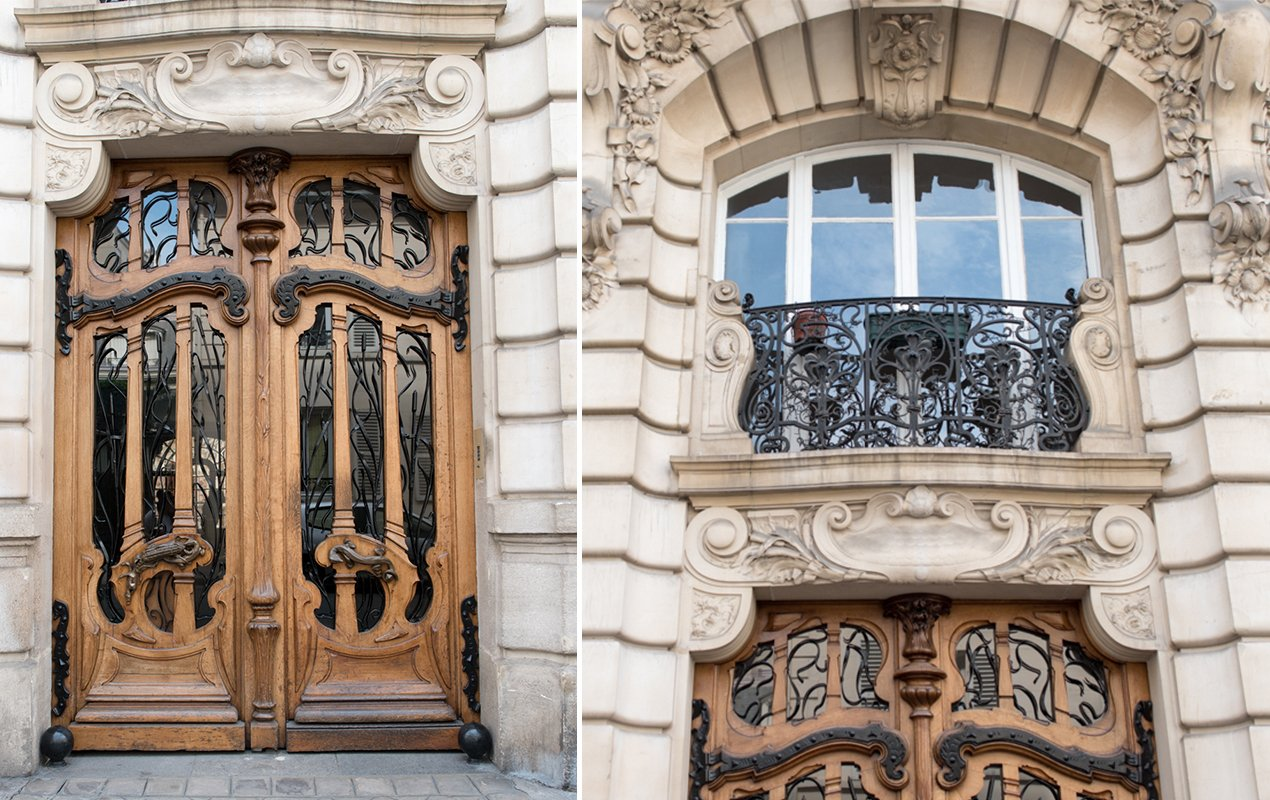 Best Kitchen Gallery: Art Nouveau Architecture Tour In Paris Paris Perfect of Art Nouveau Architecture on rachelxblog.com