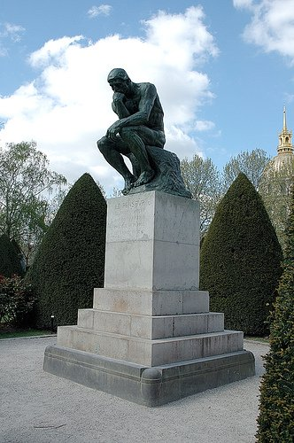 French Lesson at the Jardin du Muse Rodin in Paris  Paris Perfect