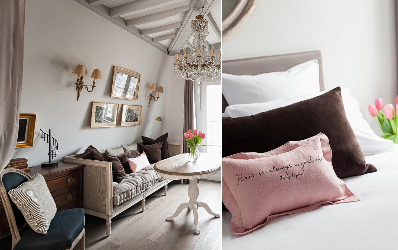 How To Make Your Pillows Cushions Look Their Very Best Paris Perfect
