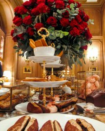 Teatime Ritz - Sumptuous Salon Proust Paris