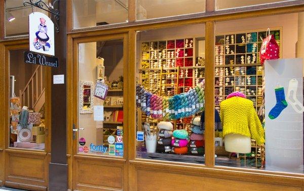 Art Stores in Paris France