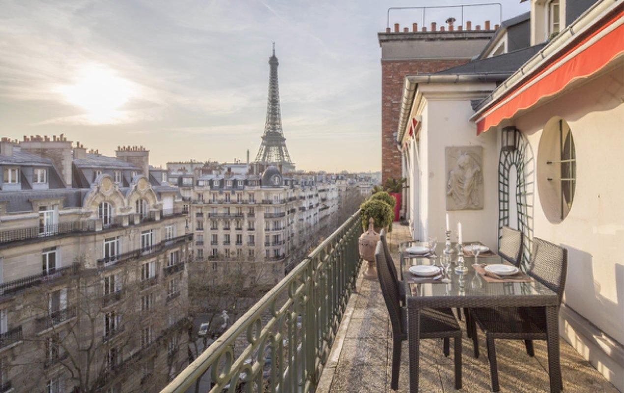 Best Kitchen Gallery: Paris Real Estate The 7 Year Itch Paris Perfect of Paris Apartment  on rachelxblog.com