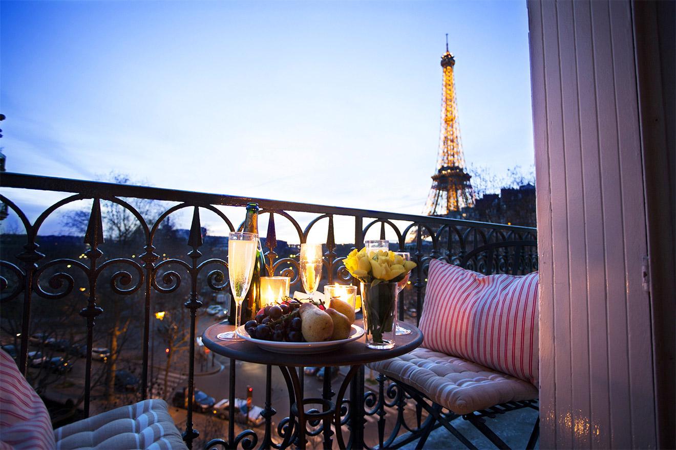 2 Bedroom Paris Apartment Near Eiffel Tower With A C Paris