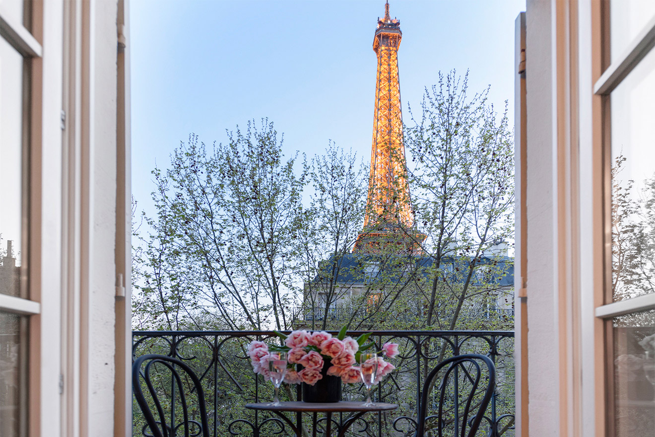 1 Bedroom Beautiful Alternative To An Eiffel Tower Hotel