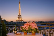 Hotel With Eiffel Tower Balcony View 2018 World'