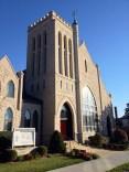 Church - Close-Up