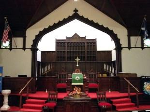 Sanctuary 4 - Stage