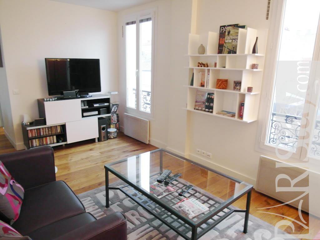 1 bedroom flat in paris short term rental Montparnasse