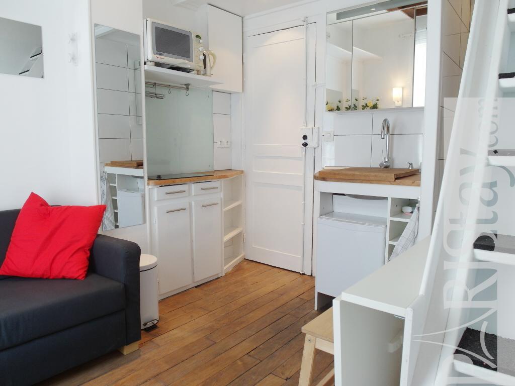 Paris Location Appartement Type T1 Etudiant Studio