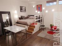 Paris Victor Hugo Large Studio apartment for rent Etoile ...