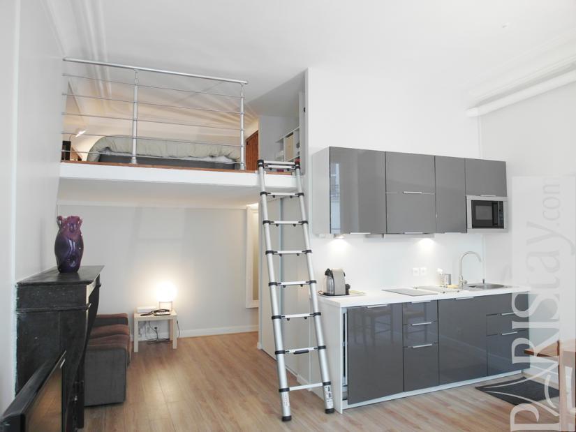 Apartemen Bergaya Mezzanine Inilah Ide Desain Interior Yang Bisa