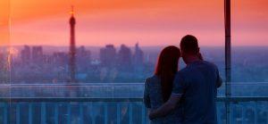 Путешествия в Париж для влюбленных