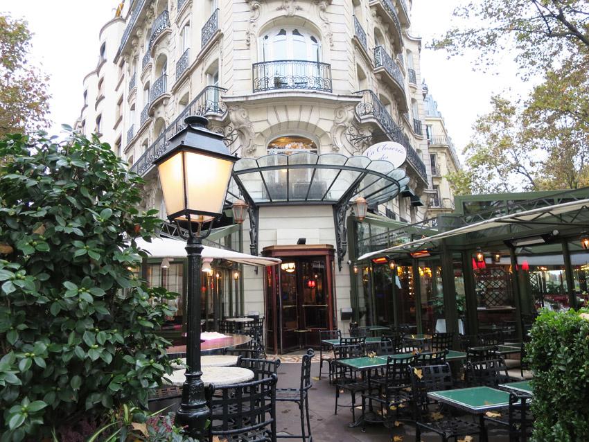 Клозери де Лила Париж