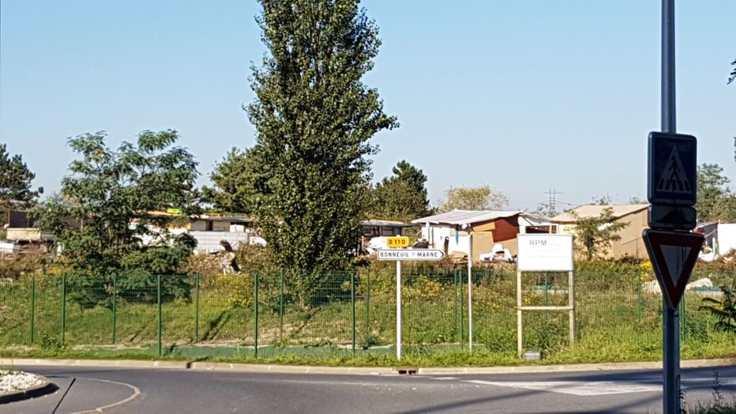 campement rom